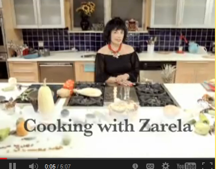 cooking with zarela