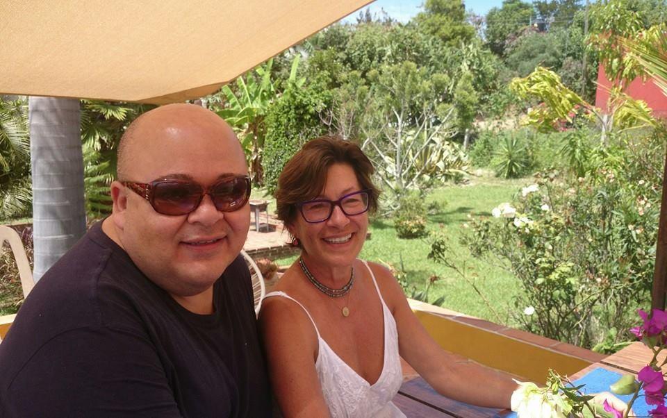 alicia and lazaro -garden view